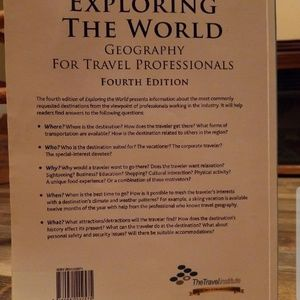 Other - Travel Textbooks Bundle *MOVING SALE*